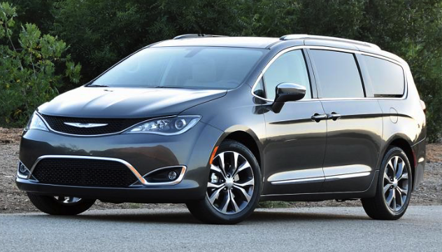 Car Lease Deals Near Me >> 2017 Chrysler Pacifica Touring First Test Review - Car And Driver Review