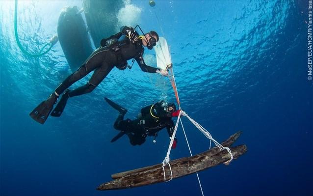 Κύθηρα: Νέα εντυπωσιακά ευρήματα από το ιστορικό ναυάγιο του «Μέντορα»