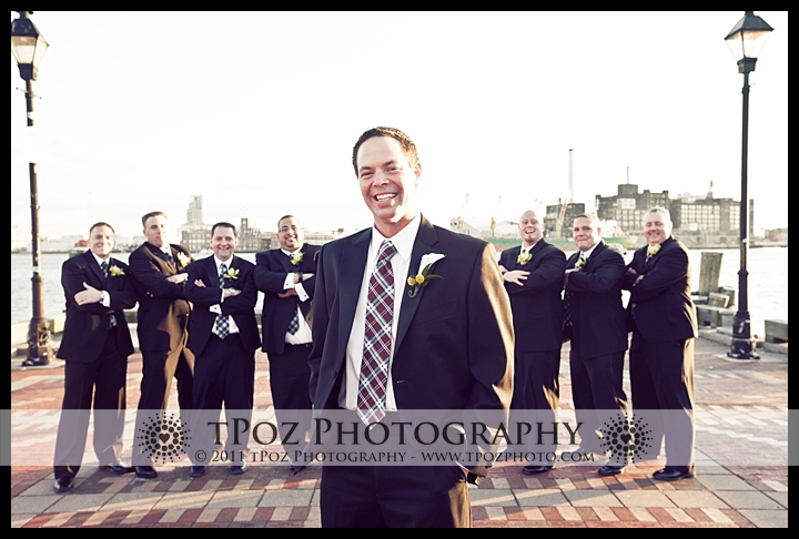 Fells Point Groomsmen