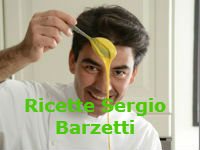 Ricette Sergio Barzetti da La Prova del Cuoco