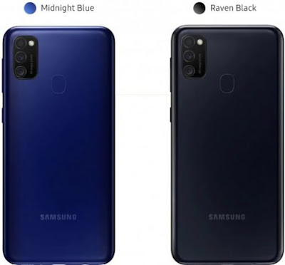 Samsung introduced Affordable Galaxy M21 Price Specifications