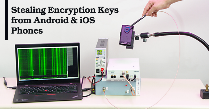 How to Steal Secret Encryption Keys from Android and iOS SmartPhones