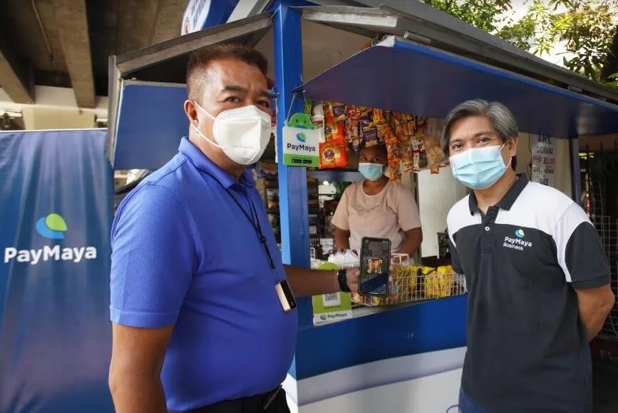Manila, Divisoria Vendors Go Cashless with PayMaya