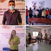 Equipe multiprofissional da educação em Igarapé Grande ganha um fonoaudiólogo.