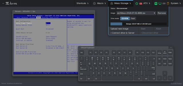 Open and cheap DIY IP-KVM based on Raspberry Pi