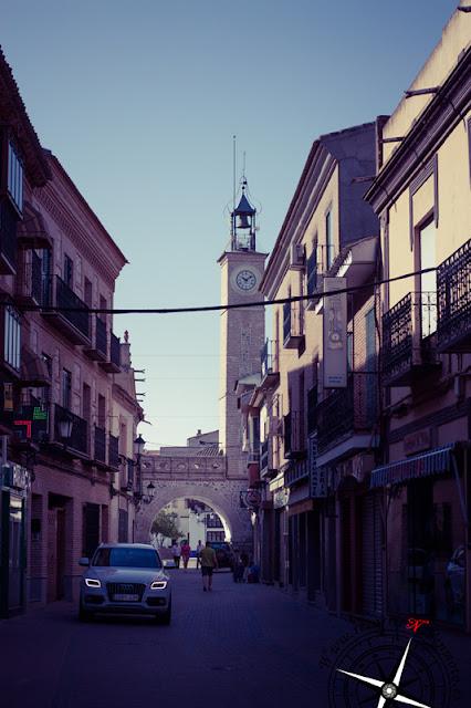 calle Arco, Consuegra