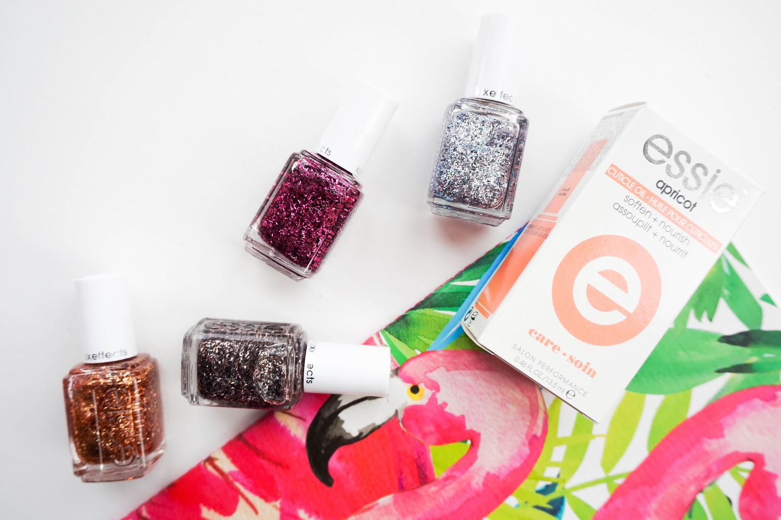 Essie Nails Launch in Spa London