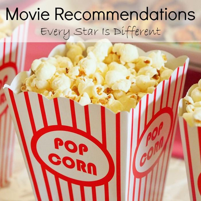Family Movie Recommendations