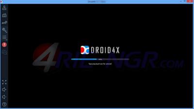Droid4X 0.8.6 Offline Installer Terbaru Pesaing dari BlueStack