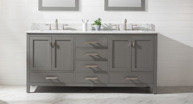 Bathroom sink by Design Element