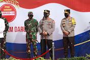 TNI-Polri Siap Distribusikan 2.500 Ton Beras dan 70.000 Paket Sembako