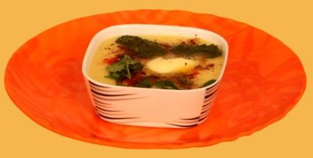 मूंग की दाल चाट (मुरादाबादी) बनाने की विधि | Moong Dal Chat (Moradabadi) Recipe in Hindi