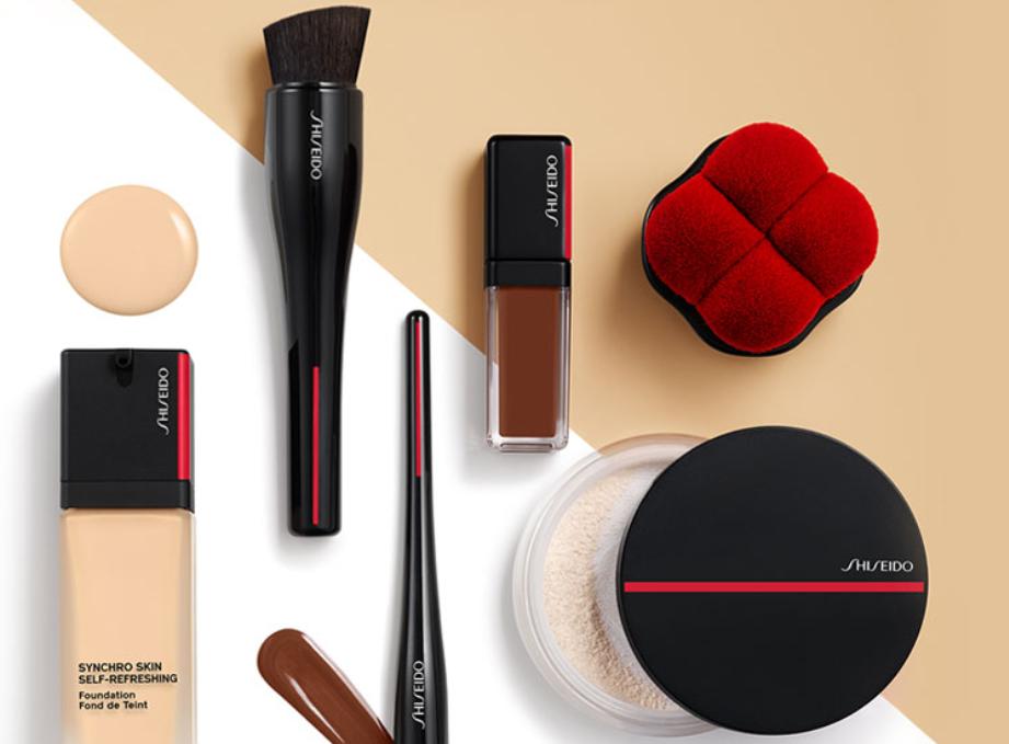 Shiseido資生堂 超進化持久粉底