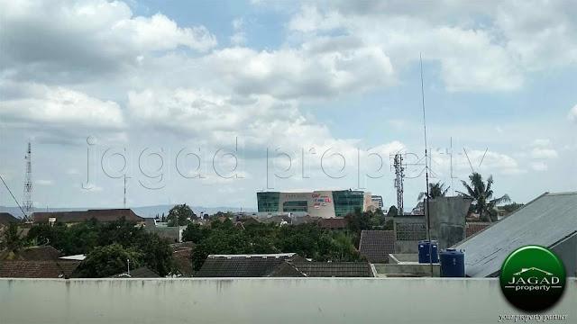Rumah 3 Lantai dekat Hartono Mall Jogja