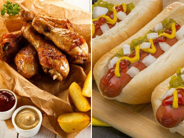 Alimentos que no deberías comer en verano