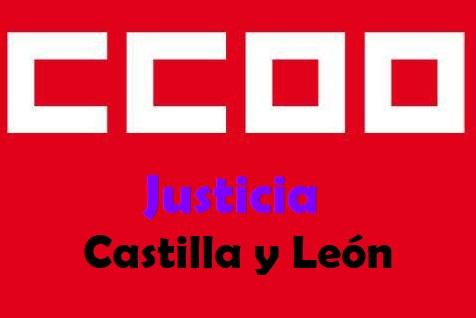 Calendario Laboral Castilla Y Leon 2020.Ccoo Justicia Castilla Y Leon Ano 2020 Calendario Laboral En