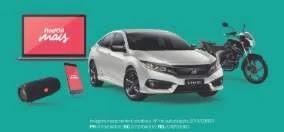 Nova Promoção Rodoil Mais 2019 Concorra Honda Civic, Motos e Prêmios
