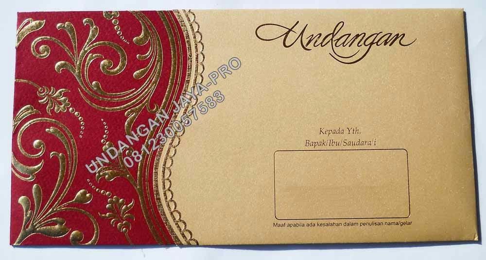 E 88162 Undangan Pernikahan Murah Undangan Pernikahan Jayapro
