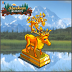 FarmVille Alaskan Summer Level Up Gifts & Double Points Statue