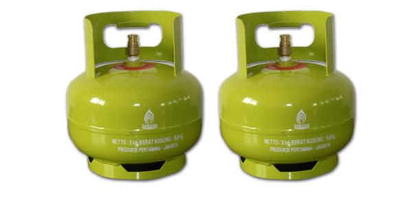 Tips Mudah Memilih Tabung Gas Elpiji yang Bagus
