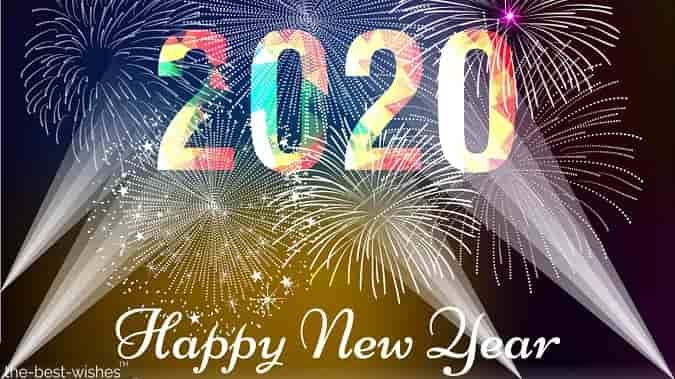 Happy New Year 2020 Images, Wishes & Quotes HD