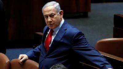 A Esquerda x Benjamin Netanyahu