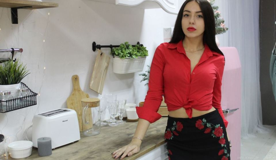 AngelikaMuller Model GlamourCams