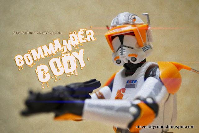 "6"" Star Wars Black Series Commander Cody"