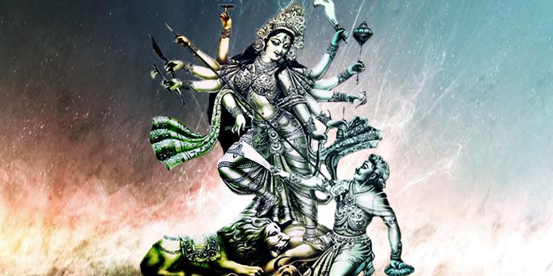 Shakti Kekuatan Dewi Durga