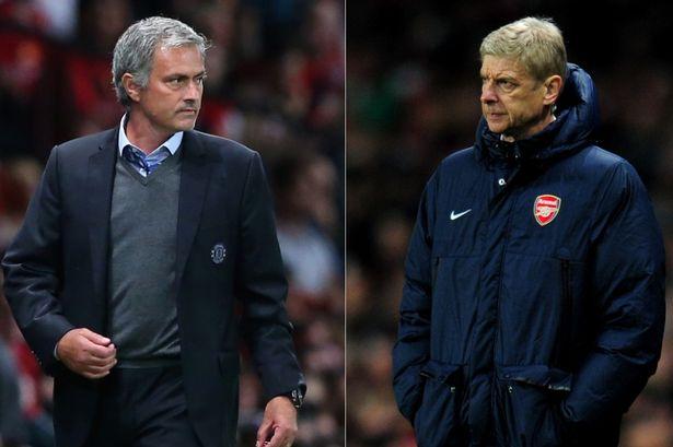 Arsenal eye Jose Mourinho as Arsene Wenger replacement