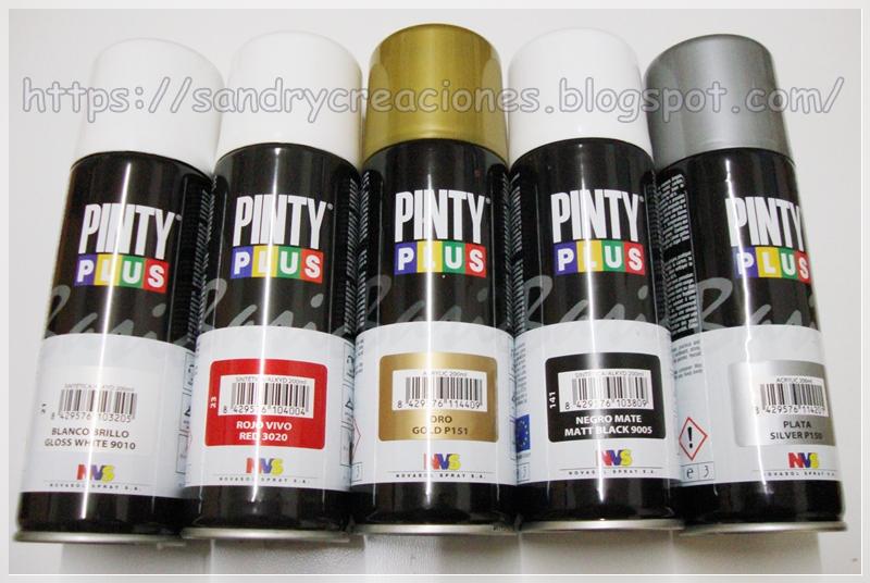 pintura spray