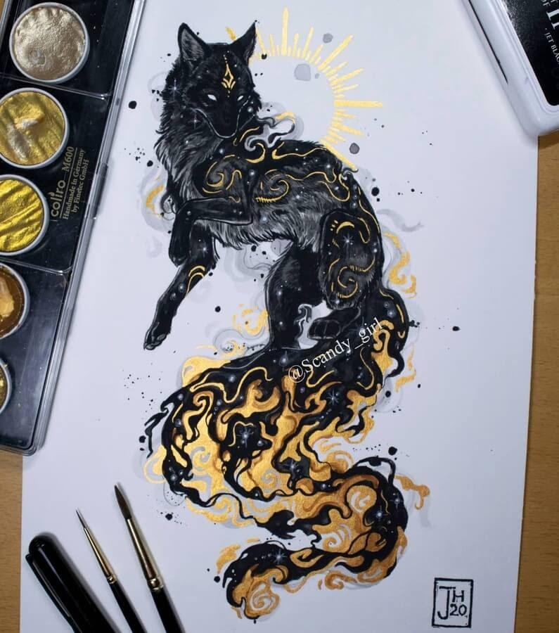 09-Fox-Fires-Mythology-Jonna-Hyttinen-www-designstack-co