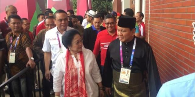Megawati: Kasihan Pak Prabowo...