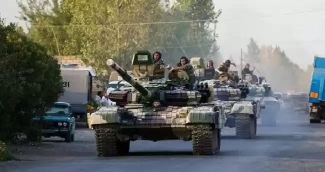 Οι Αζέροι βομβαρδίζουν το Στεπανεκέρτ στο Ναγκόρνο Καραμπάχ - Ετοιμάζονται για την τελική έφοδο (βίντεο)
