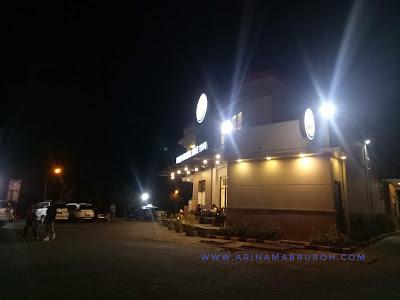 Resto Burger King Teuku Umar Denpasar