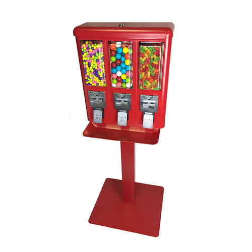 Low Investment Vending Machines Business Idea - Candy Vending Machine