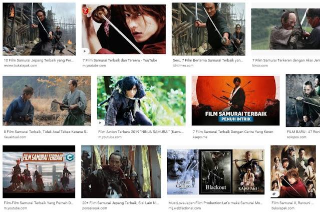 20 Film Samurai Terbaik Yang Pernah Dibuat