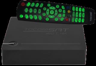 Resultado de imagem para TOCOMSAT INET 4K  ROM