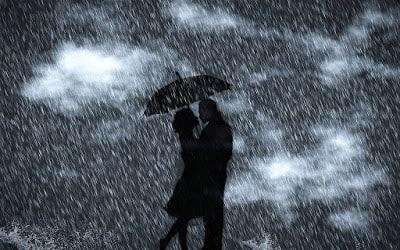 Tempestad del amor espacial y terrestre
