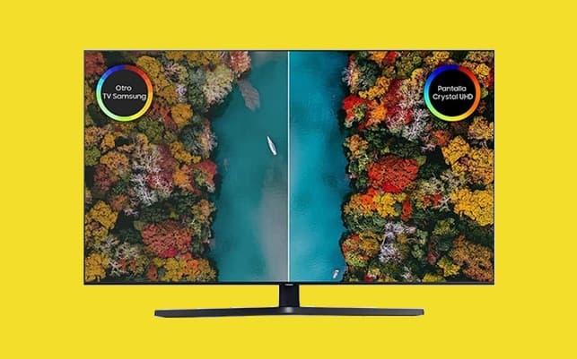 Samsung UE55TU8505: análisis