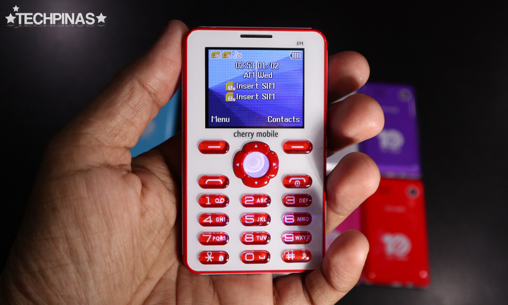 Cherry Mobile P1 Calculator Phone