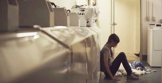 He Catches His Wife Crying While Doing Laundry. Then She Tells Him The Shocking Truth