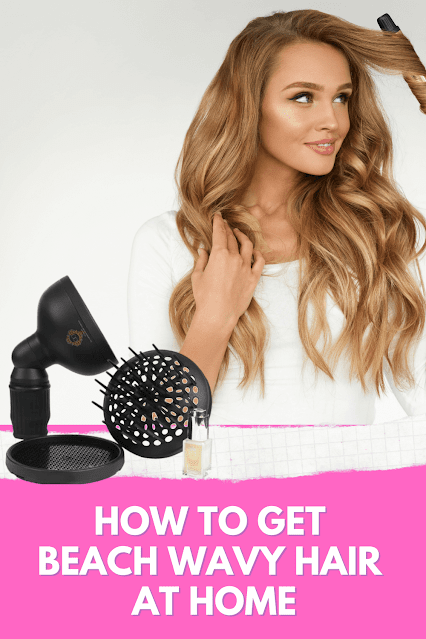 How To Get Beach Wavy Hair At Home By Barbies Beauty Bits