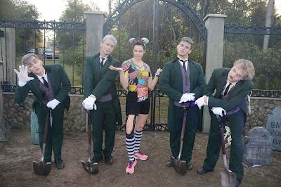 Haunted Mansion gravediggers