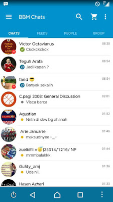 Download App BBM Mod Official v3.3.4.48 apk