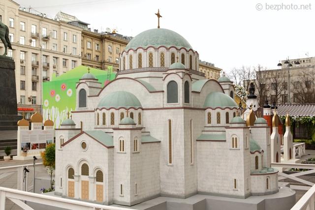 московская весна 2016