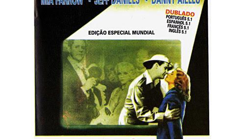 A Rosa Púrpura do Cairo (1985) - Crítica