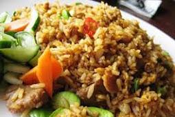 Cara Membuat Nasi goreng Dengan rasa yang Nikmat dan Lezat
