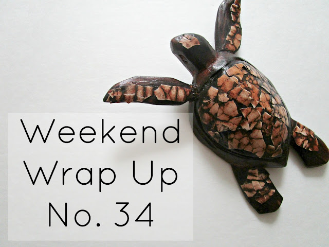 Weekend Wrap Up No. 34 from Courtney's Little Things