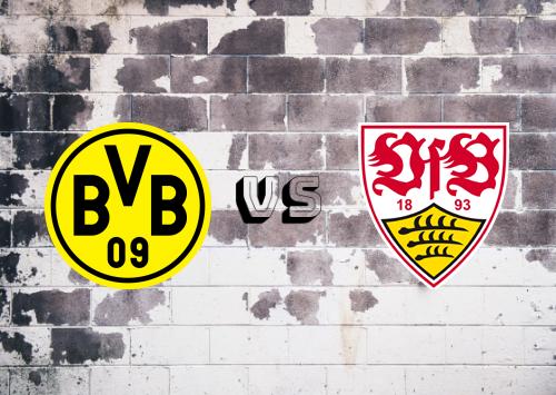Borussia Dortmund vs Stuttgart  Resumen y Partido Completo